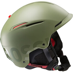 Rossignol Templar Impacts Top Helmet kaki
